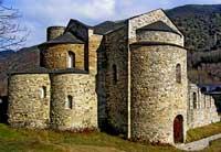 Sant Serni de Tavèrnoles - Ruta del Románico - Anserall