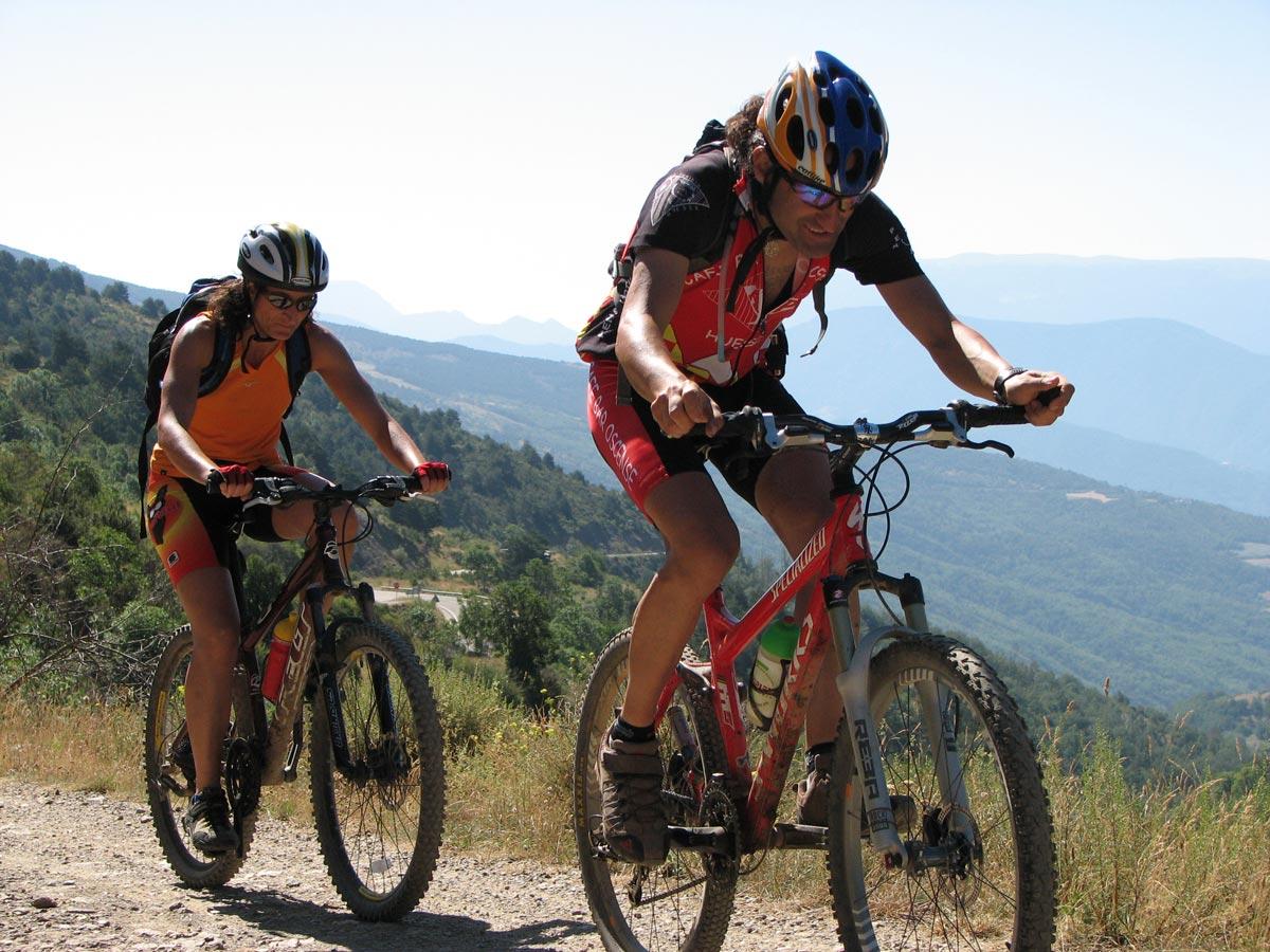 Beneficios de practicar bicicleta