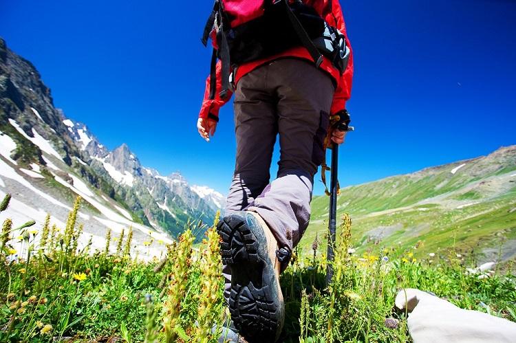 Hiking hobby sport